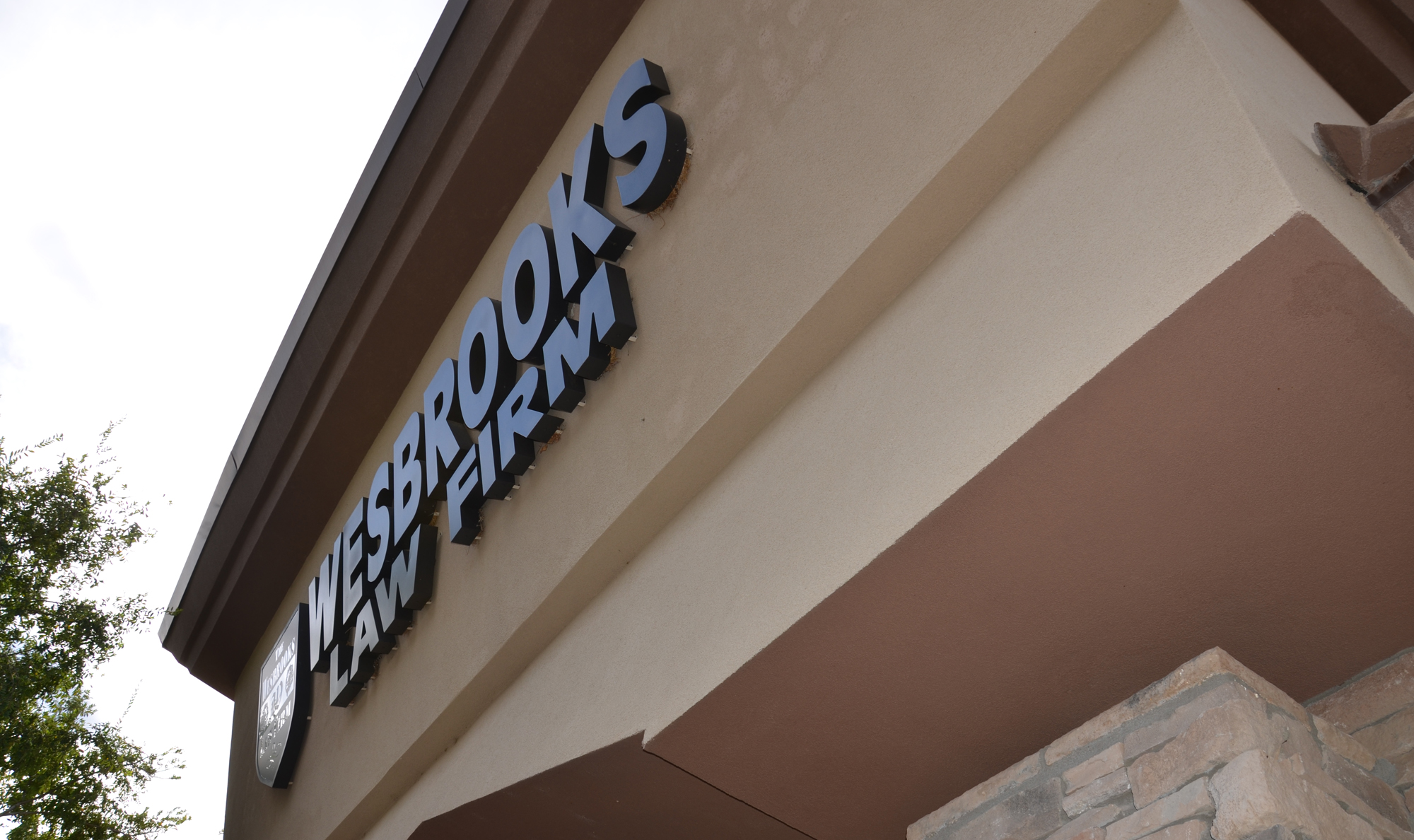 wesbrook-law-firm-front-sign