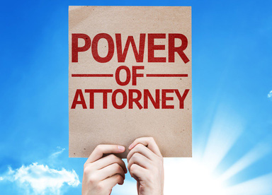 Understanding a Power of Attorney