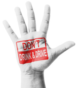Dont Drink and Drive. Dont get a DUI.