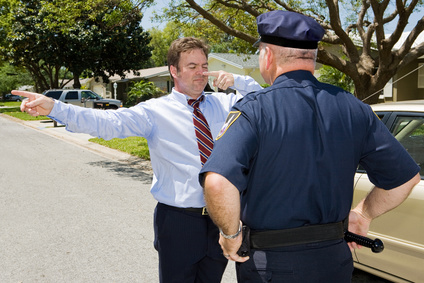 DUI Field Sobriety Test