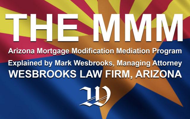 Arizona Bankruptcy Court Adopts Mortgage Mediation Modification Program