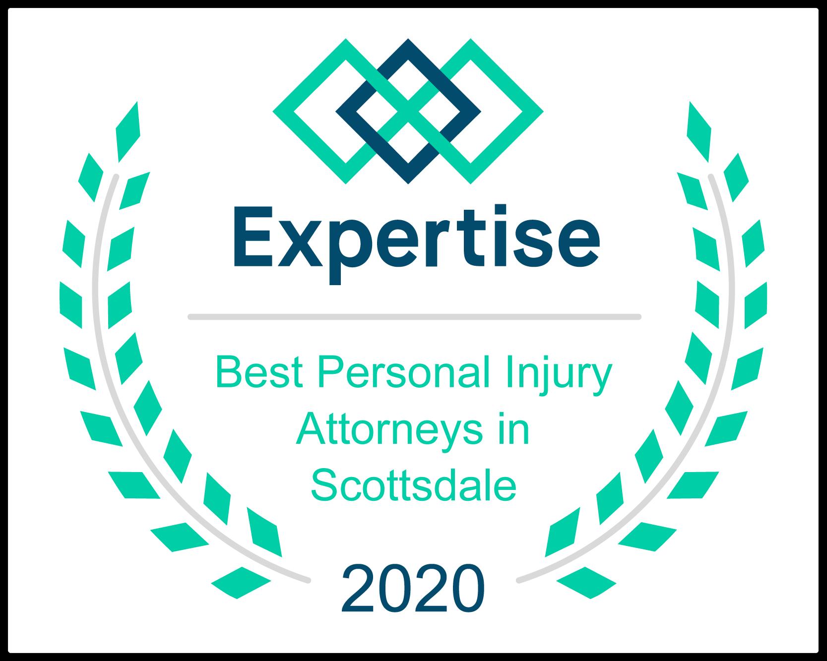 Scottsdale, Arizona Personal Injury Attorney 2020
